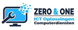 Zero & One Mobile Logo